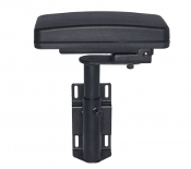 Havis Side Mounted Flip Up Armrest