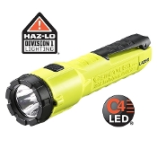 Streamlight 3AA Propolymer Dualie with Laser (Yellow)